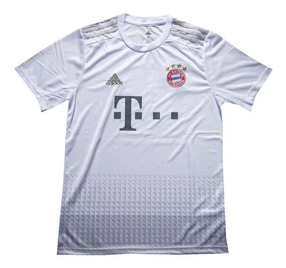Camisa Masculina Bayern Munique 2019/2020 - Pronta Entrega