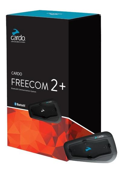 Intercomunicador Cardo Freecom 2+ Duplo Loja Oficial