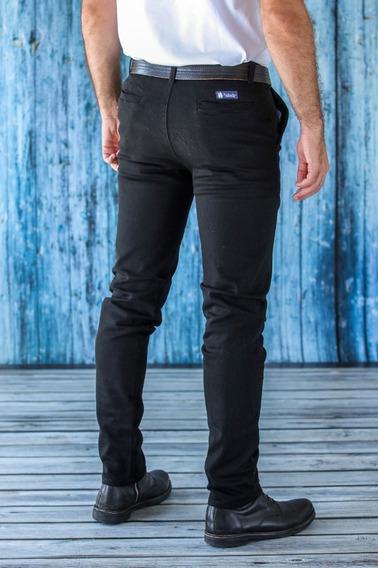 Pantalón Vestir Polo Club Homb Algodon Azul Gris Verde Negro