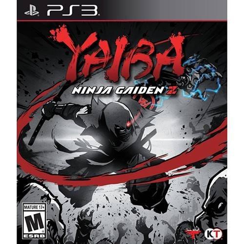 Yaiba Ninja Gaiden Z Ps3 Mídia Física Lacrado