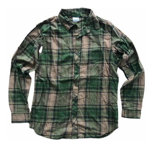 Imagen 1 de 3 de Camisa Columbia Hombre