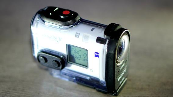 Sony Fdr-x3000 Action 4k + Estanque 60m + C Rem + Protetor