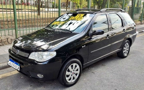 Fiat Palio 1.3 Mpi Fire Elx Weekend 8v 2005 Completo