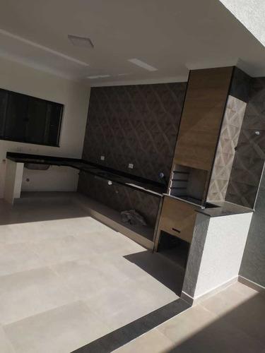 Imagem 1 de 10 de Casa A Venda No Condomínio Portal Da Serra, Bragança Paulista-sp   - 17739