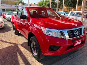 Nissan Np300 Frontier 2.5l Xe Tm6 2016 Credito Recibo Iva Fi