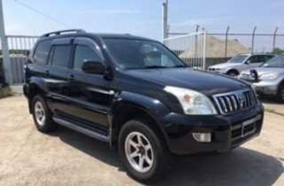 Toyota Prado Land Cruiser Vx