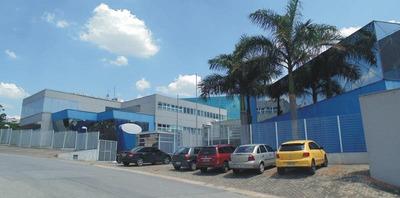 Galpão Industrial Com Renda Em Cotia Com Ótima Capacidade Operacional. - Ga0255