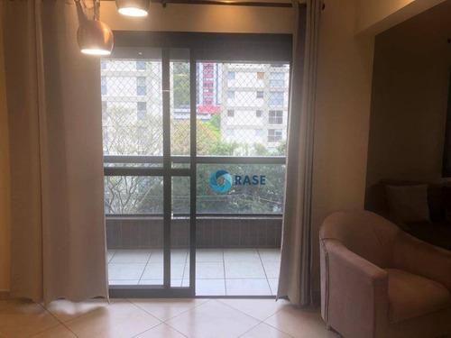 Apartamento À Venda, 94 M² Por R$ 426.000,00 - Jardim Londrina - São Paulo/sp - Ap6915