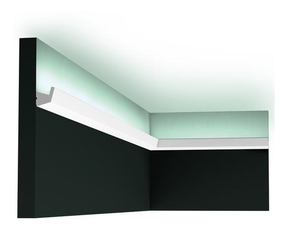 Perfil Para Iluminación Led Indirecta Cx189