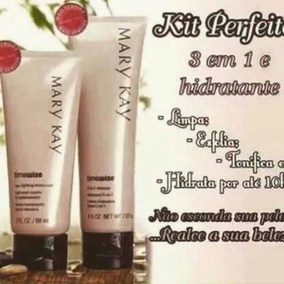 Mary Kay Kit Time Wise L De Limpeza 3 Em 1 E Hidratante