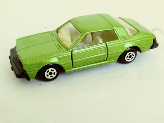 Matchbox 79a Mitsubishi Galant Eterna Verde Superfast 1/64
