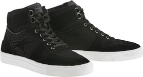 Tenis Hombre Alpinestars Motion Shoes Black Botines Fox Moto
