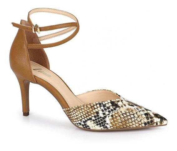 Sapato Scarpin Lara Cobra