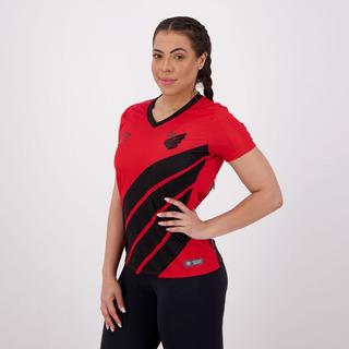 Camisa Umbro Athletico Paranaense I 2019 Feminina