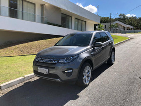 Land Rover Discovery Sport 2.0 Td4 Hse 5p (br) 2017