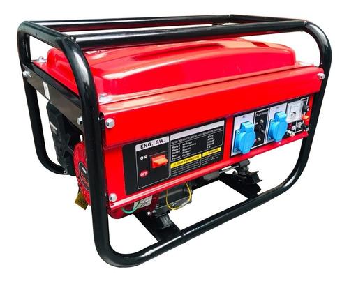 Oferta Generador Power A Nafta 2200 Watts  220v 5.5 Hp