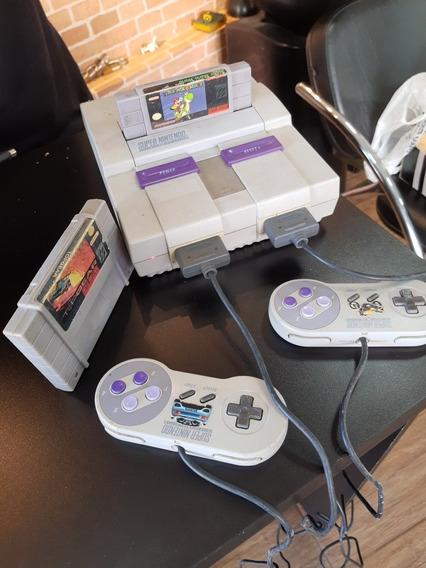 Vídeo Game Super Nintendo