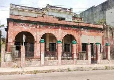 Casa En Venta Zona Centro, Tampico, Tam.