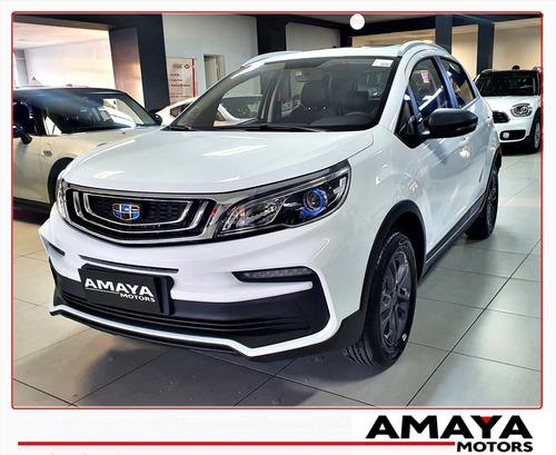 Amaya Geely Gx3 Gc 0km 2021 Extra Full Techo