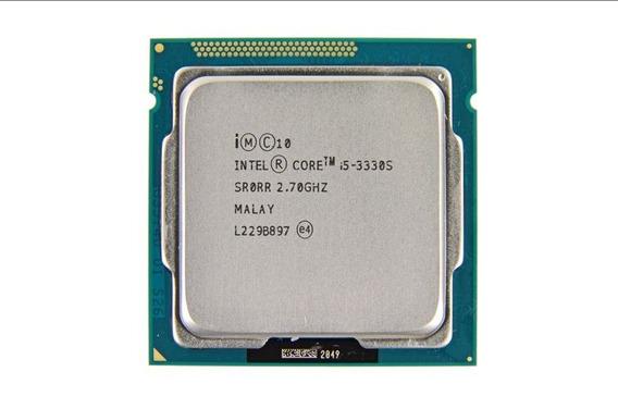 Processador Intel Core I5-3330 Soket 1155 Com Cooler Novo