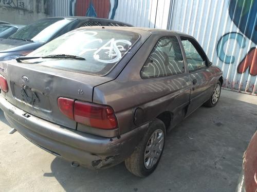 Ford Escort Gl 16v 1997  Sucata Para Retirada De Peças