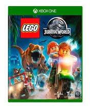 Jogo Lego Jurassic World - Xbox One Mídia Física Usado