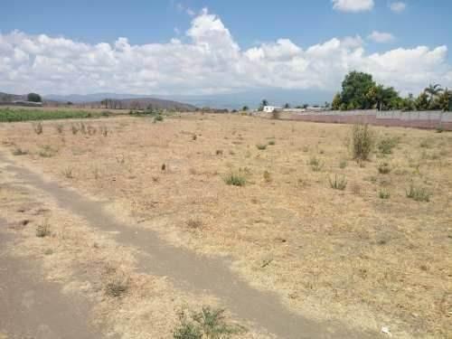 Terreno En Venta Tenextepec Atlixco Puebla Cerca Del Cristo