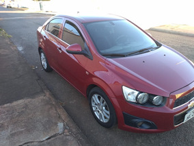 Vendo Chevrolet Sonic Ltz 2012