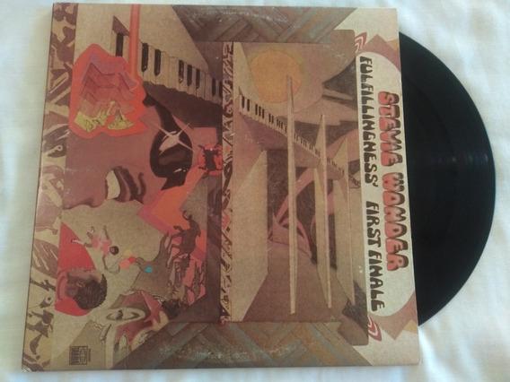 Stevie Wonder Fulfillingness
