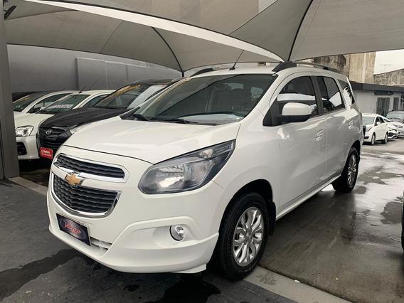 Chevrolet Spin Ltz 7l 1.8 (flex) (aut) 2018 Zero De Entrada