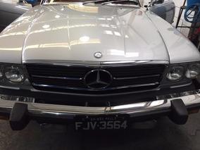 Mercedes Benz 450 Sl, Conversível, Impecável!