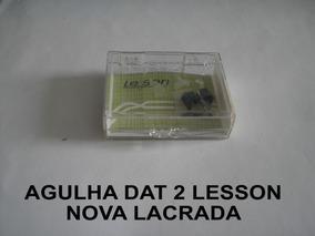 Agulha Dat 2 Original Leson Mod Lb Toca Disco Garrard Freteg