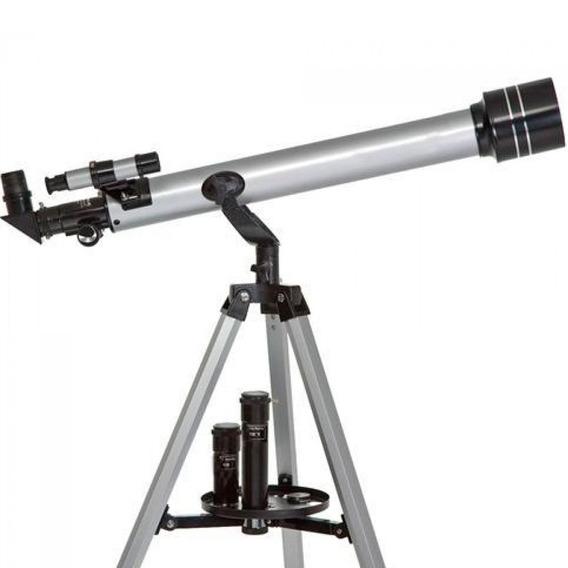Telescopio Profissional Astronomico Refrator 675x Com Tripe