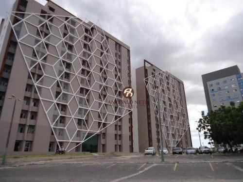 Imagem 1 de 6 de Sala, 25 M² - Venda Por R$ 84.000,00 Ou Aluguel Por R$ 450,00/mês - Jereissati I - Maracanaú/ce - Sa0021
