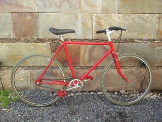 Bicicleta 24 Fixie Carrera Paseo Fixed Fixie