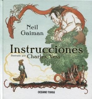 Instrucciones - Gaiman Neil
