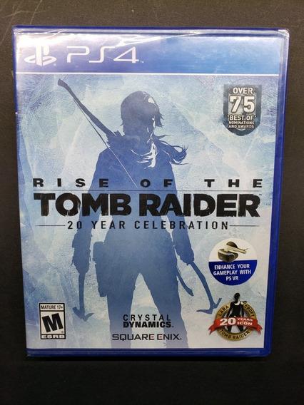 Tomb Raider Rise Of Tomb Raider 20 Años Celebración