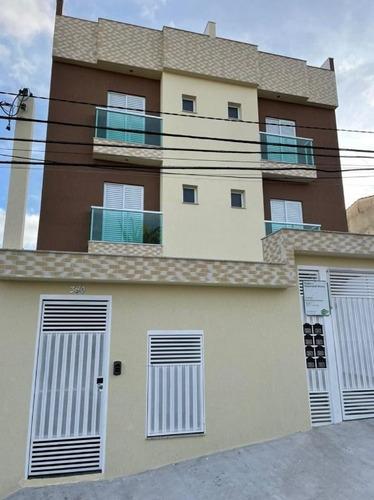 Imagem 1 de 30 de Apartamento Com 2 Dormitórios À Venda, 50 M²  - Parque Novo Oratório - Santo André/sp - Ap66132