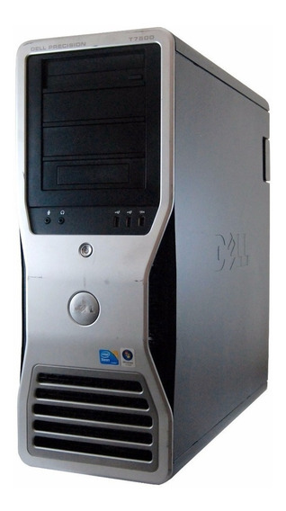 Workstation Dell Precision T-7500 2xeon Hd 1tera, 16gb Ddr3