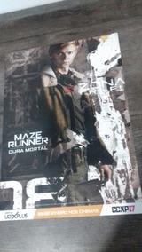 Ccxp Poster Maze Runner - A Cura Mortal 2017
