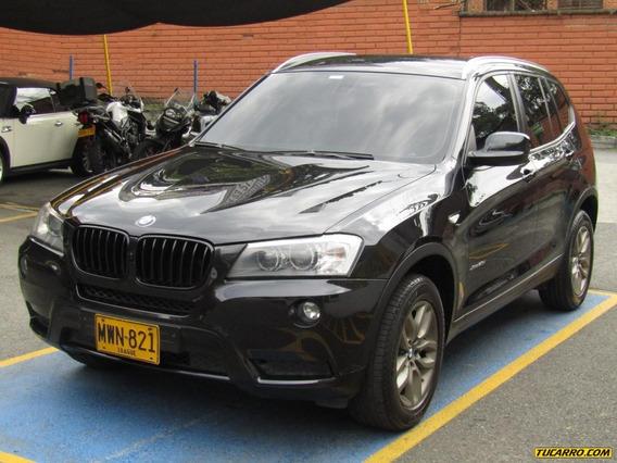 Bmw X3 Xdrive 20i Tp 2000 Cc Diesel