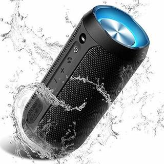 Altavoz Inalambrico Bluetooth Coocheer, Altavoz Portatil Blu
