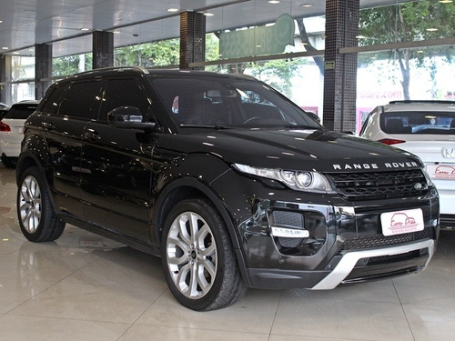 Land Rover Range Evoque 2.0 Dynamic Tech 4wd 4p Gasolina Aut
