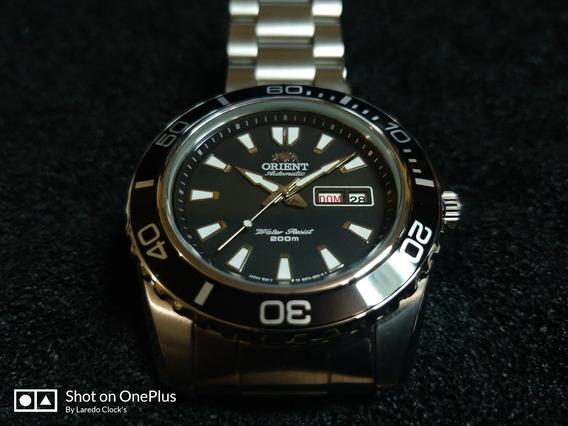 Reloj Orient Mako Xl