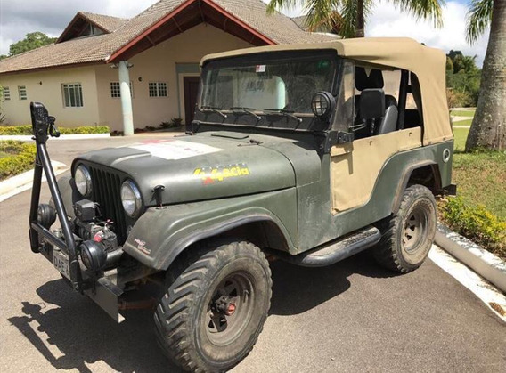 Ford Jeep Willys 4x4 1969