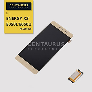 Para Blu Energy X2 5 E050l E050u Pantalla Lcd De Repuesto Pa