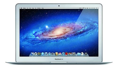 """Imagem 1 de 4 de MacBook Air A1466 prateada 13.3"""", Intel Core i5 5350U  8GB de RAM 128GB SSD, Intel HD Graphics 6000 1440x900px macOS"""