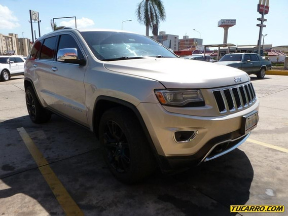 Jeep Grand Cherokee Limited 4g