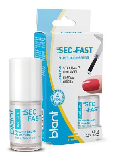 Secante Rápido Blant Sec Fast 2x1 8,5ml Seca Como Mágica