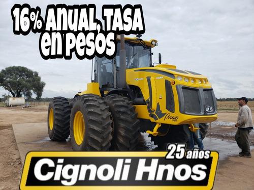 Tractor Pauny Bravo 580 (260 Hp) Vende Cignoli Hnos